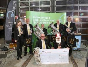 Cockerton Prize Silver Band - Awarded £2000