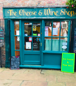 The Cheese & Wine Shop 1